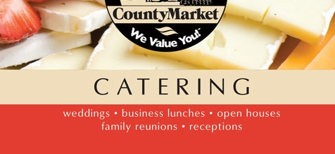 Catering Folder and Inserts Quincy, IL Design